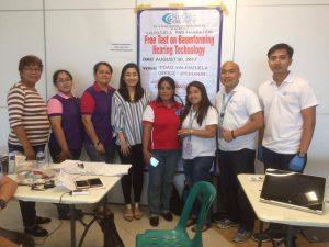 Hearing Assessment At Valenzuela City Hall