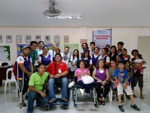 Hearing Assessment At PWDs At Las Pinas