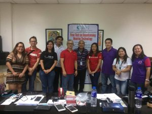 Hearing Assessment At Hard Of Hearing Group Philippines