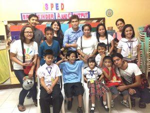 Hearing Assessment At Alabang Elementary School