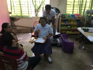 Hearing Assessment At Eulogio Rodriquez Integrated School