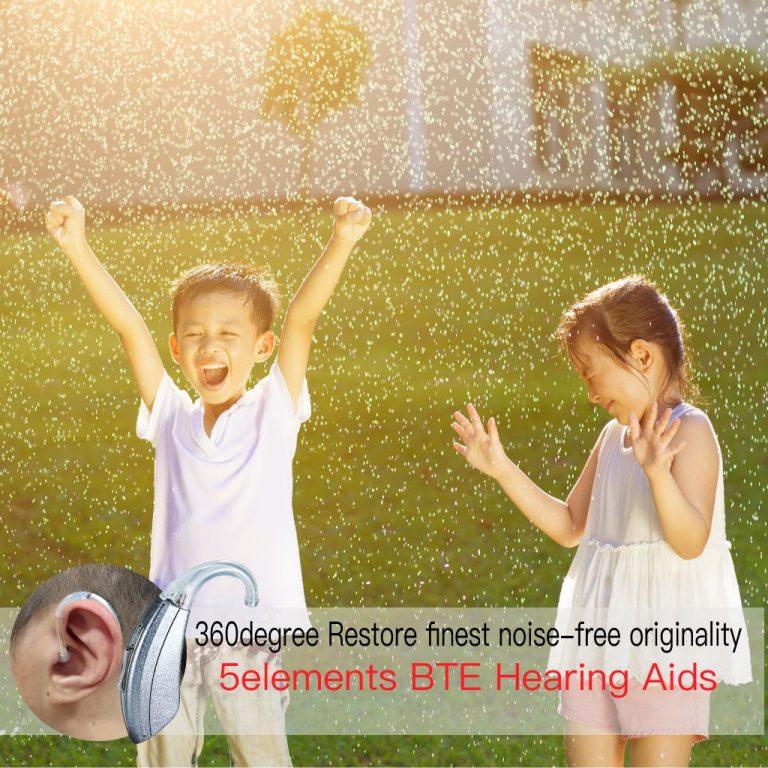 BTE Hearing Aids